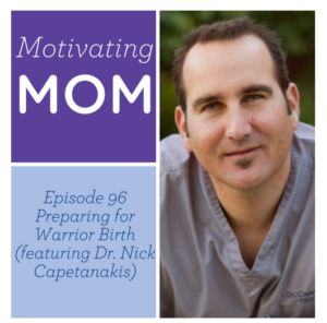 WARRIOR BIRTH - FIT4MOM PODCAST